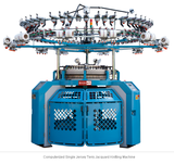 Single Terry Knitting Machine