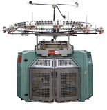 Three -thread Fleece Knitting Machine